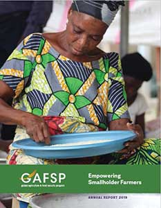 Annual Report 2019 - Woman in Togo