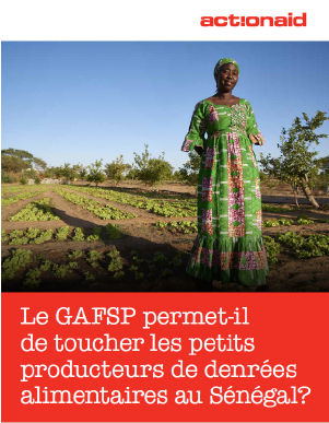 CSO Report - Senegal