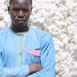 burkina faso cotton farmer