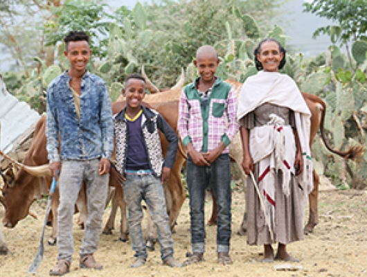 Working with Smallholders in Ethiopia to Create a Market for High-Quality Meat
